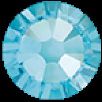 Aquamarine ♦ SS10 ♦ Dozen - 12pcs. ♦ Swarovski® 2038 ♦ FB HF Rhinestone