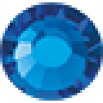 Capri Blue ♦ SS10 ♦ 1 Gross - 144pcs. ♦ Premium DMC ♦ FB HF Rhinestone