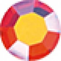 Hyacinth AB ♦ SS10 ♦ 10 Gross - 1440pcs. ♦ Premium DMC ♦ FB HF Rhinestone