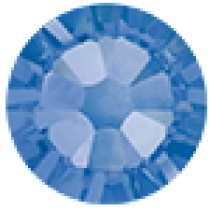 Sapphire ♦ SS10 ♦ Dozen - 12pcs. ♦ Swarovski® 2038 ♦ FB HF Rhinestone